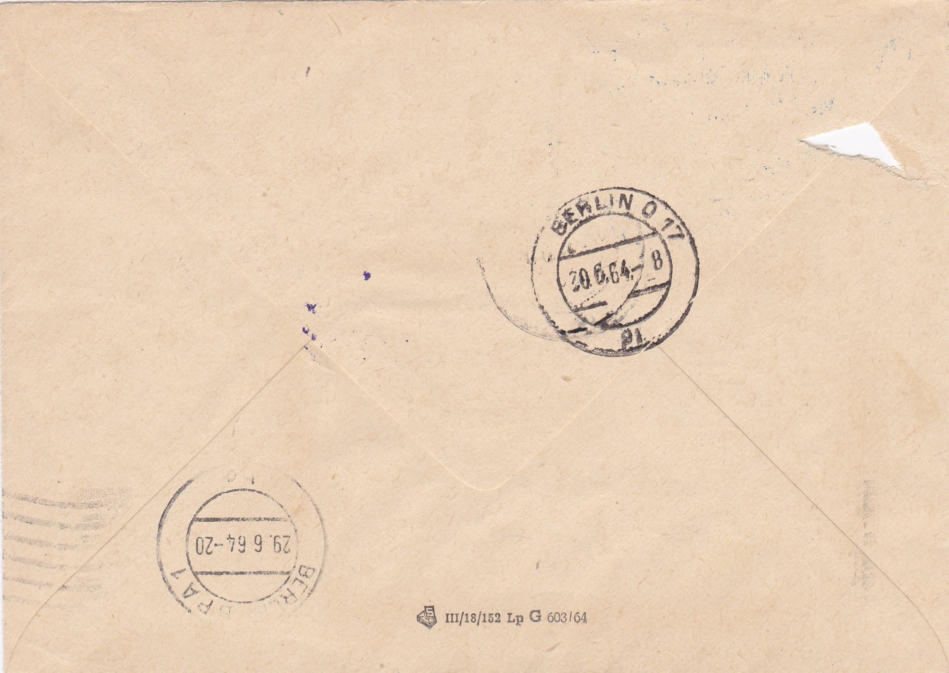 1964 ddr zkd lacke und farben berlin philarena. Black Bedroom Furniture Sets. Home Design Ideas