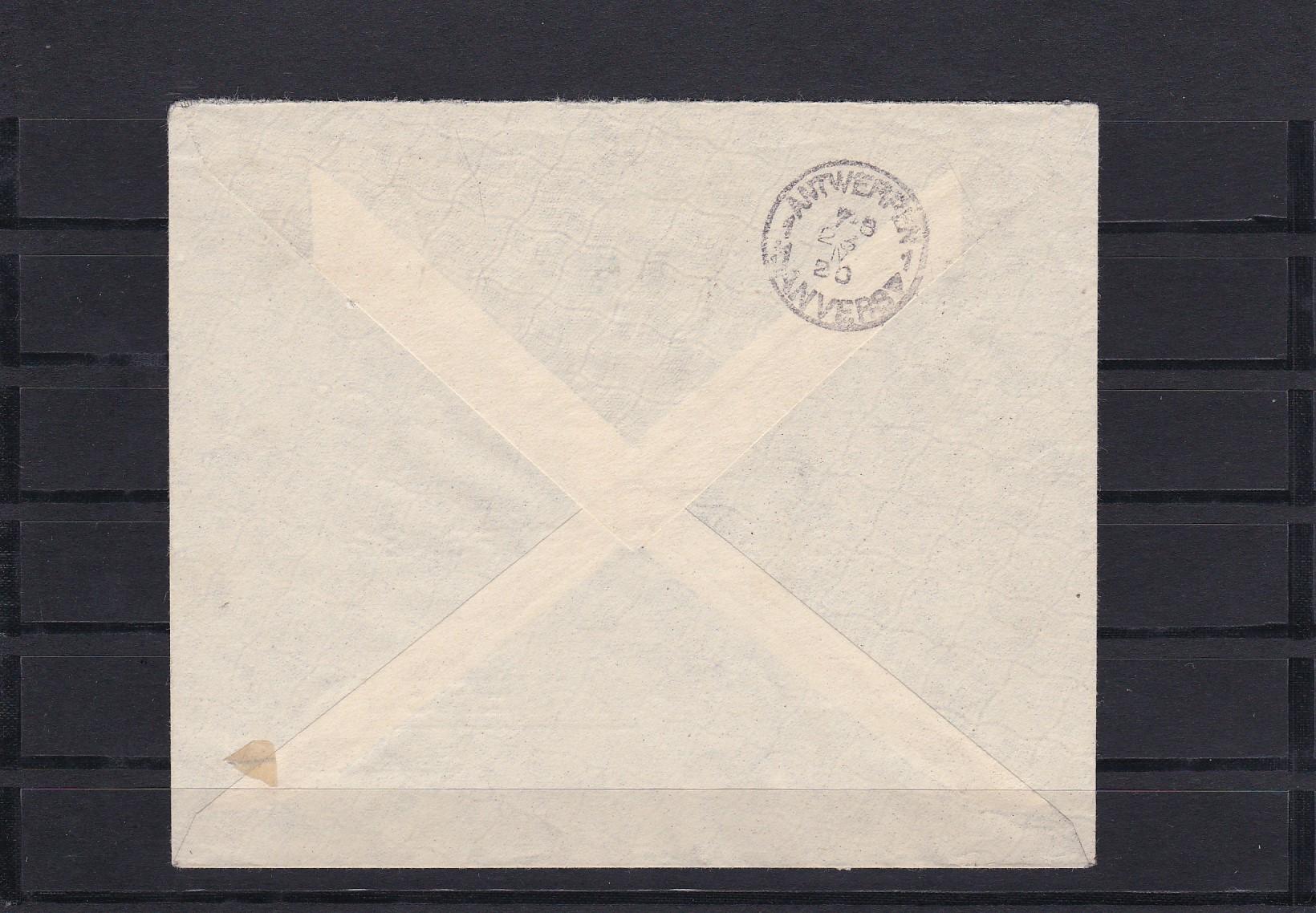 Briefe Mit Einschreiben Verfolgen : Malmedy einschreiben briefe mit minr · philarena