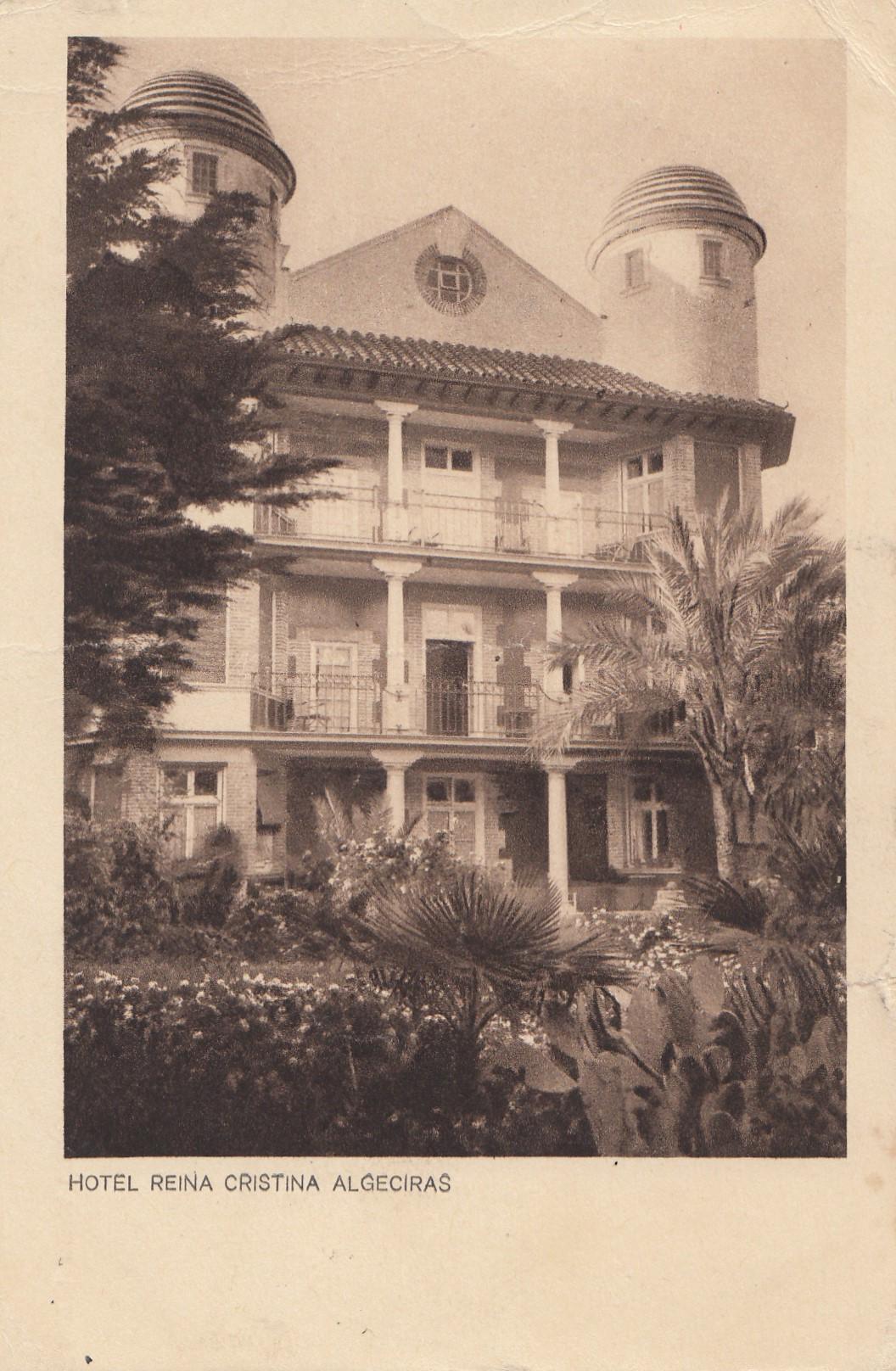 gibraltar 1924 ansichtskarte nach england philarena. Black Bedroom Furniture Sets. Home Design Ideas