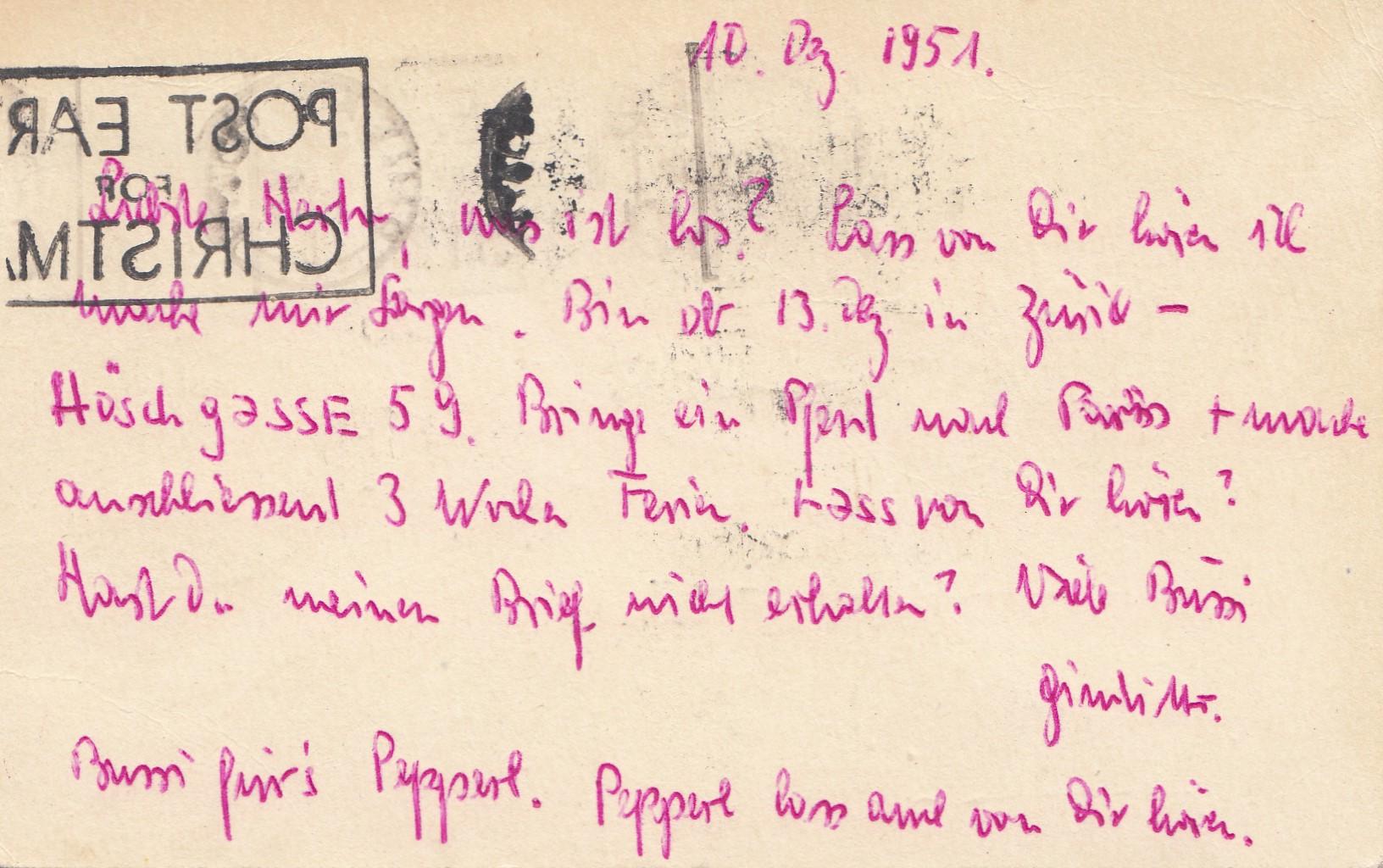 Briefe Nach Irland : Irland nach brannenburg post early christmas