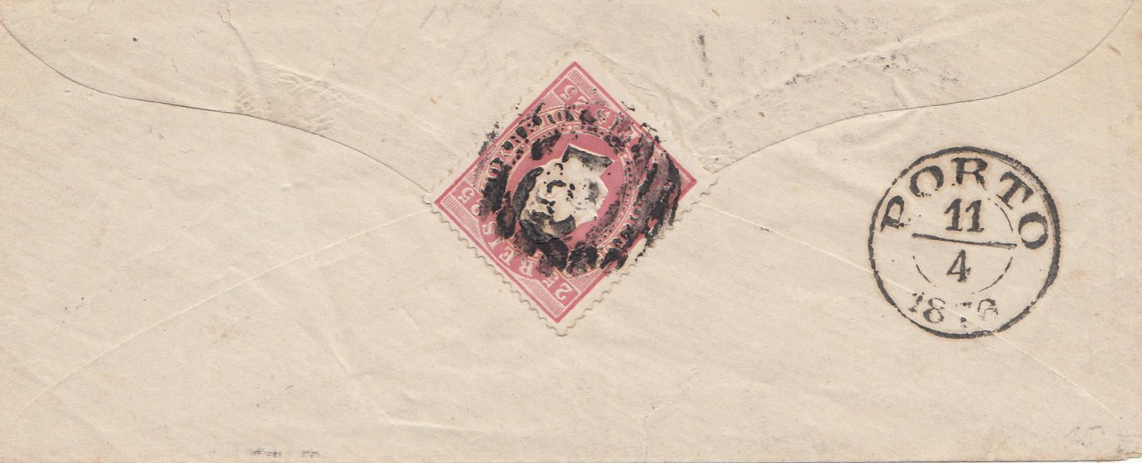 Brief Nach Luxemburg Porto : Portugal brief nach porto · philarena
