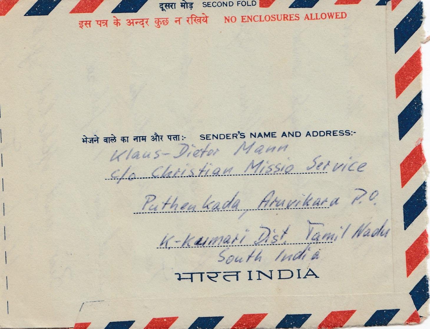 Briefe Nach Indien : Indien nach berlin flugzeug und nashorn auf brief